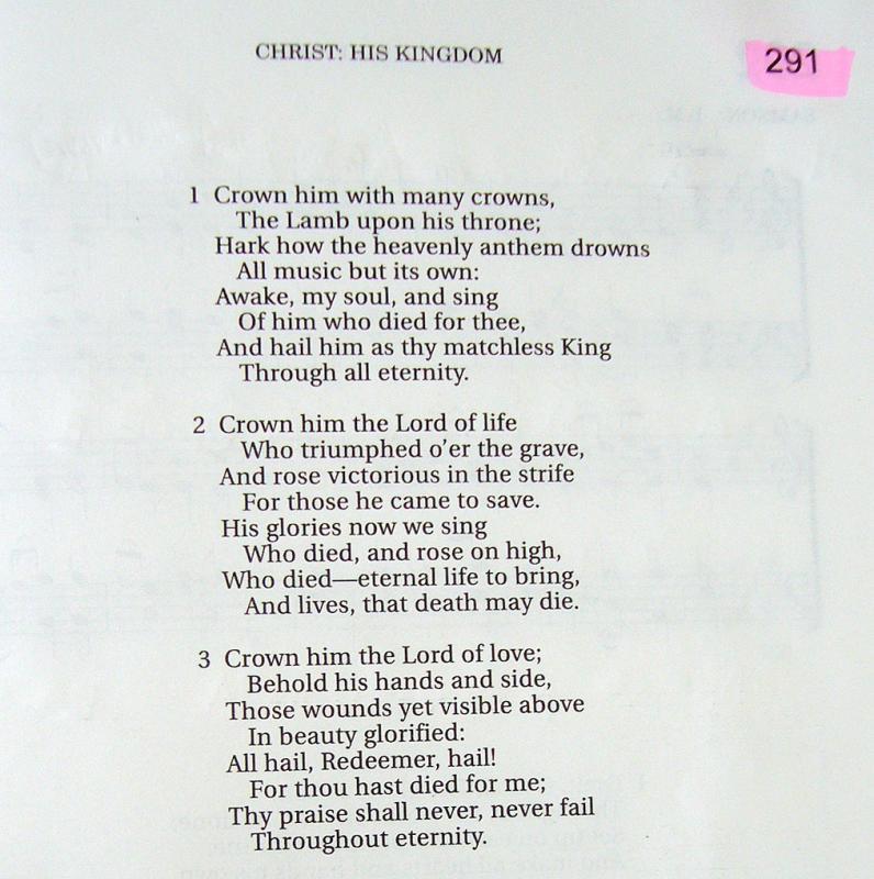 My 2002 Christadelphian Green Hymn Book with Guitar Chords (291 ...