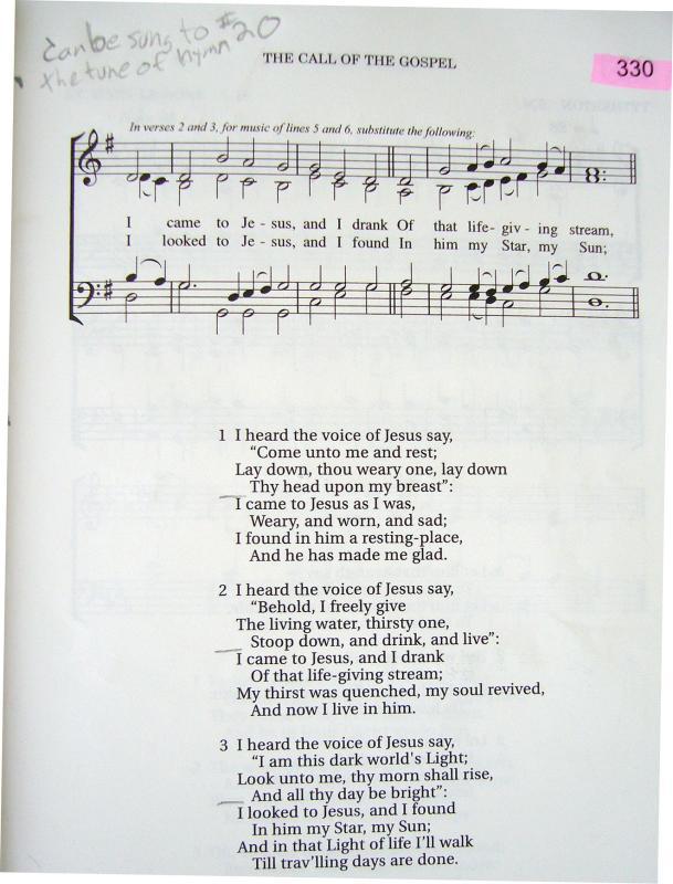 My 2002 Christadelphian Green Hymn Book with Guitar Chords (330-I ...
